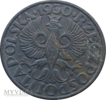 2 grosze 1930 rok