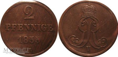 2 pfennige 1855