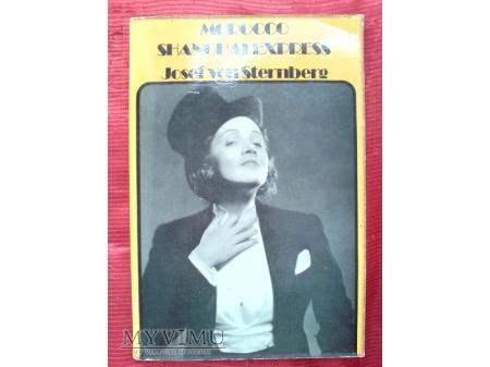 Marlene Dietrich Marocco Shanghai Express skrypty