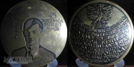 123. JĘDRUŚ-Władysław Jasiński 45 rocznica śmierci