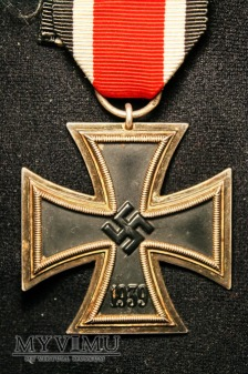 """Krzyż żelazny 2 klasy.""""98"""""""