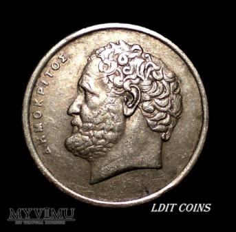 10 drachm 1986