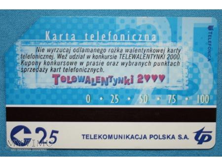 Telewalentynki 2000