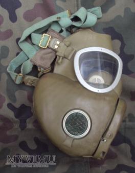 Maska przeciwgazowa MP-4