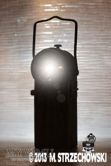 Duże zdjęcie Górnicza lampa elektryczna FLG U6
