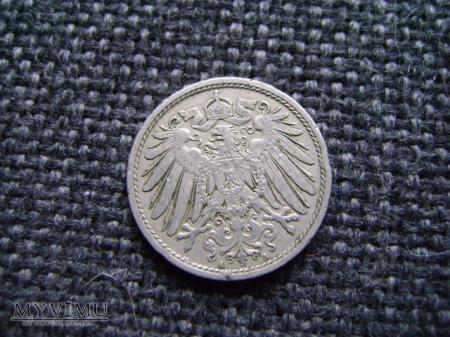 10 pfennigów 1905