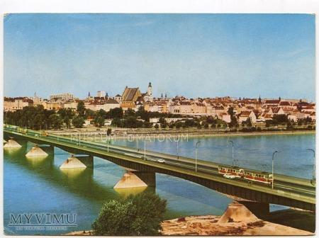 Duże zdjęcie W-wa - I Most - Śląsko-Dąbrowski - 1974