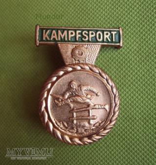 Brązowa odznaka kampfsport