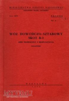 SKOT R-3. Załączniki z 1972 r.