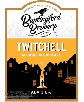 buntingford brewery - twitchell