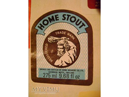 HOME STOUT