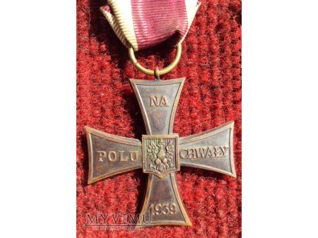 Krzyż Walecznych 1939