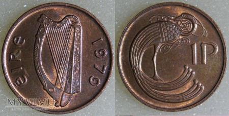 Irlandia, 1 Pingin 1979