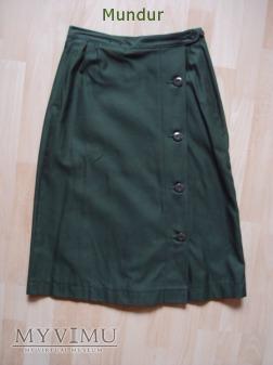 Duże zdjęcie Szwecja: mundur polowy m/70 spódnica