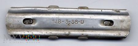 Łódka na amunicję 7,5x54 Mas MB-3-38-D