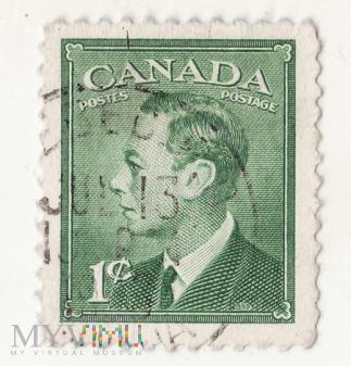 Kanada - 1949, król Jerzy VI - 1 cent