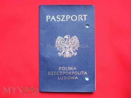 Duże zdjęcie Paszport