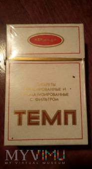 Papierosy TEMP ТЕМП Сигареты