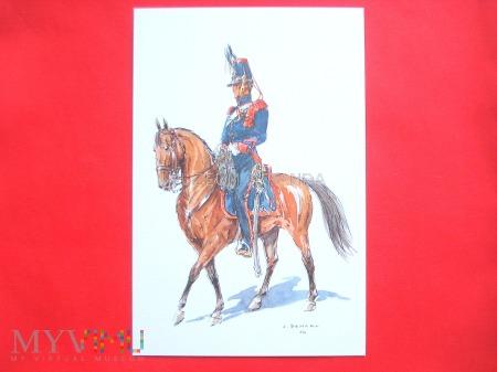 Duże zdjęcie Artyleria konna 1832