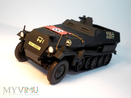 Sd.Kfz.251 (CRIEL MODEL)