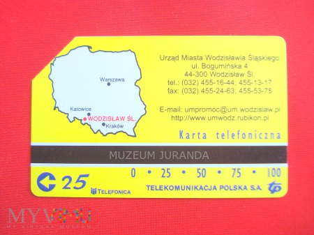 Karta magnetyczna 1283