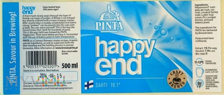 Pinta, happy end