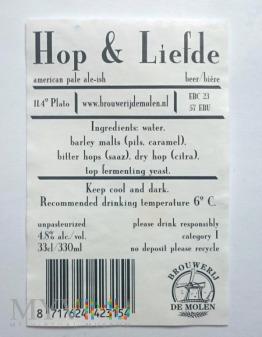 Duże zdjęcie Hop & Liefde