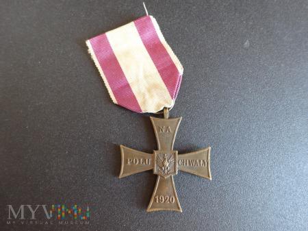 Duże zdjęcie Krzyż Walecznych:20. Spink & Son Ltd.Londyn 1941