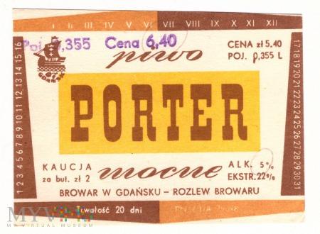 Gdańsk, porter