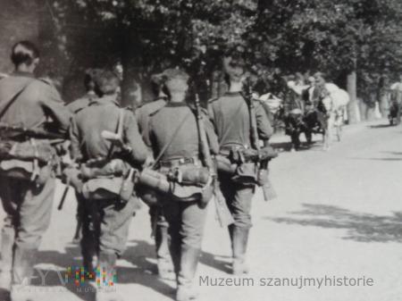 Stryków wrzesień 1939 seria zdjęć