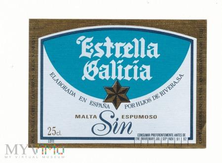 Hiszpania, Estrella Galicia