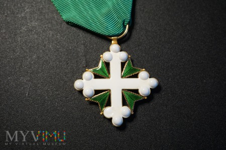 Order Świętych Maurycego i Łazarza - kawalerski