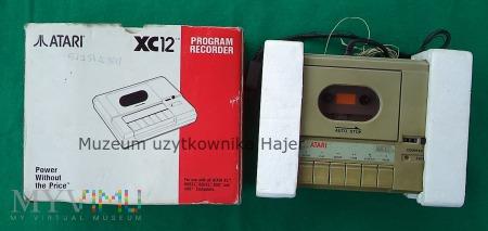 Atari XC12 - magnetofon do komputera