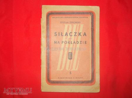 """"""" Siłaczka""""- Stefan Żeromski"""