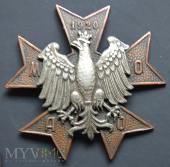 Odznaka Małopolskich Oddziałów Armii Ochotniczej