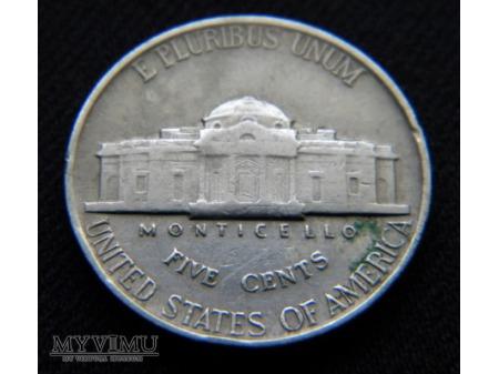 Five cents 1940