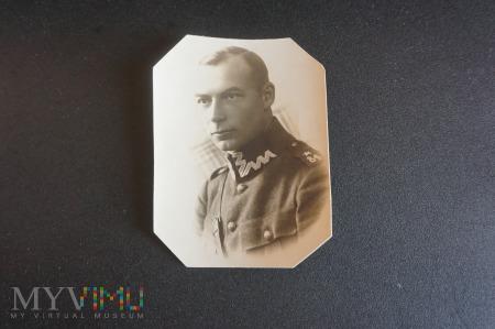 Pamiątka z wojska II RP- Podporucznik 84 pp