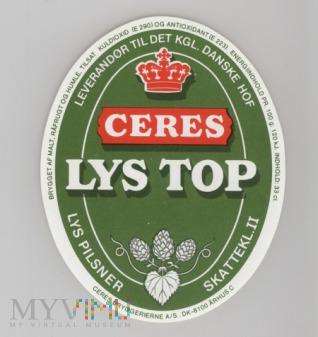 Ceres, Lys Top