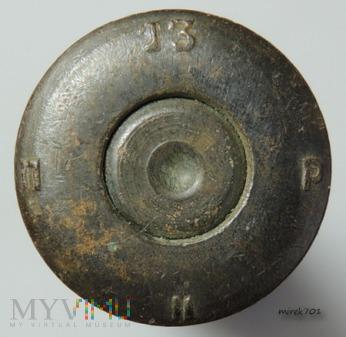 Łuska 7,62x54 R Mosin 13 P II П
