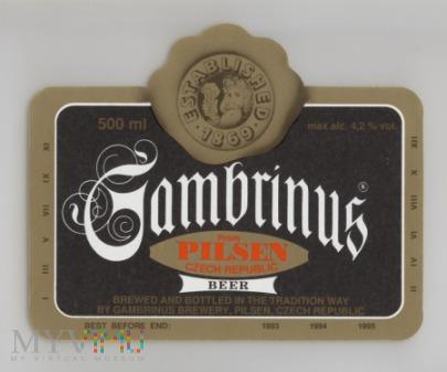 Gambrinus Pilsen