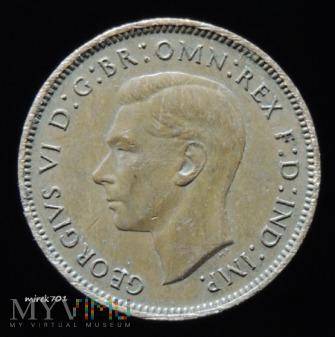 1 farthing 1946 Georg VI