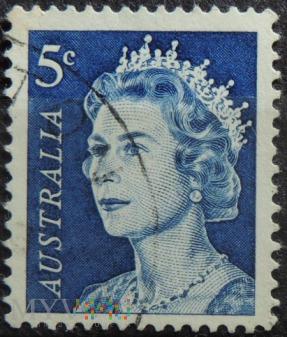 Australia 5c Elżbieta II
