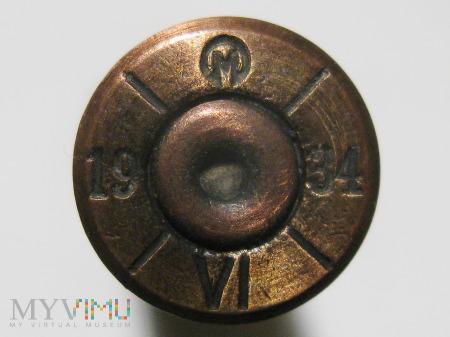 Łuska 7,92x57 Mauser Vz 34 [M/19/34/VI]