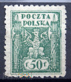 Poczta Polska PL 108-1919