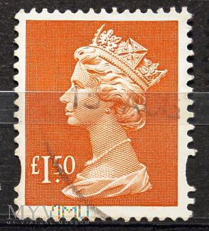 Elżbieta II, GB 1793