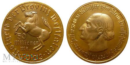 50 000 000 marek, 1923