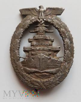 Flotten-Kriegsabzeichen - odznaczenie Kriegsmarine