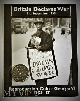 Kopia trzypensówki- Coventry Transport Museum