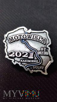 Pamiątka ze zlotu Motowisła 2021