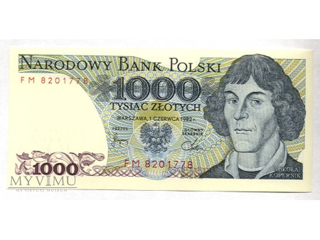 Duże zdjęcie 1000 zł